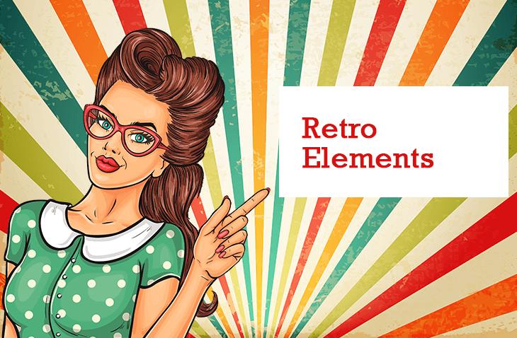 Come Back of Retro Elements